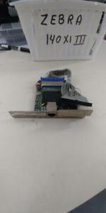ZebraNet 10/100 Ethernet Printer Interface Card