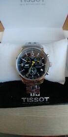 Tissot chronograph watch