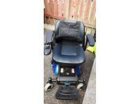 Care Co Easi Go Electric Wheelchair
