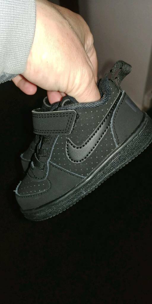 Baby Trainers (size 3.5)  504a555a8d78
