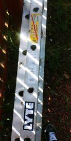 LYTE ETL 17 rung Trade Ladder - used
