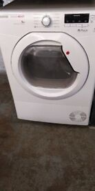 Hoover Condenser Dryer (9kg) (6 Month Warranty)