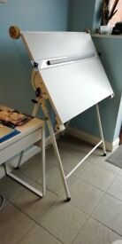 A1 parallel motion drawing board.