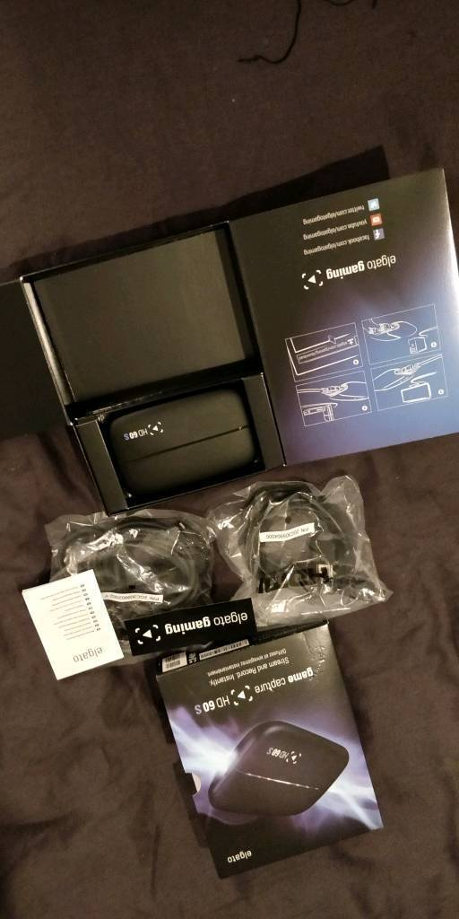 Elgato Game Capture HD60 S - Stream and Record in 1080p60, for PlayStation  4, Xbox One & Xbox 360   in Watford, Hertfordshire   Gumtree
