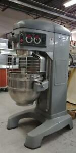 USED 40 / 60 / 80 QT DOUGH MIXERS AT AMAZING PRICES