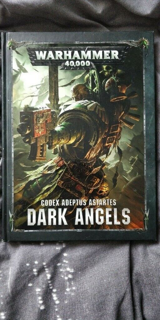 Warhammer 40k Dark Angels Codex 8th | in Kingswood, Bristol | Gumtree