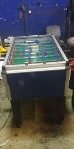 Fuze ball table