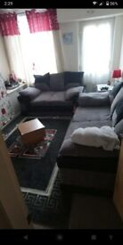 Sofas like new selling due to moving home