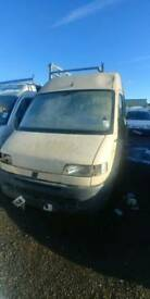 Fiat ducato breaking for parts