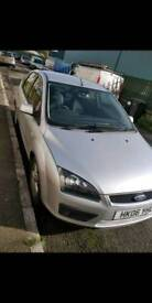 Ford focus 1.6 petrol climate