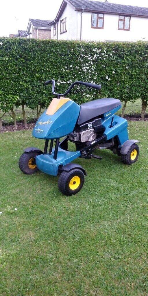 Pair of Ride on Mowers for sale - Wolf Garden Quads | in Chelmsford, Essex  | Gumtree