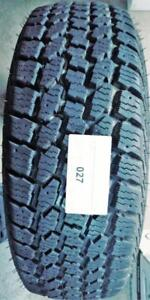 PNEUS HIVER USAGÉS / USED WINTER TIRES 215/60R16 21560R16 WINTERCAT DEAR XT (2 DE DISPONIBLES)