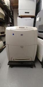 HP Color Laserjet 4600 4600n Color Laser Printer