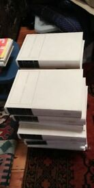 Encyclopedia Universalis for sale - 23 volumes in French