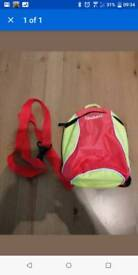 lindam toddler reins harness backpack
