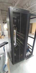 We want to buy server rack  Cabinet  42U   complete with all doors