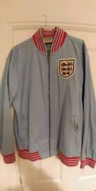 Umbro England 1966 retro training top
