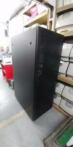 IBM 7014- 36U SERVER  Enclosure Rack Cabinet 71x41x26