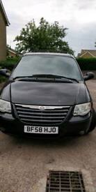 Chrysler voyager LX/ SWAP small car or BMW motorcycle