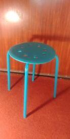 Metal stool / chair - IKEA
