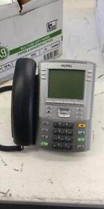 Nortel IP Phone 1140E NTYS05AA Office BUSINESS Phone with HANDSET & Stand