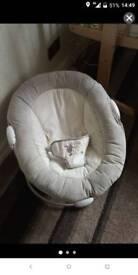 Baby chair cradle bouncer sleeper