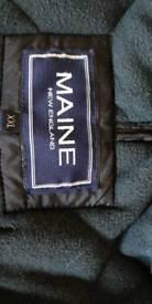 Maine blue jacket