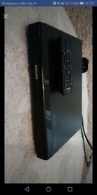 Phillips DVD player and remote