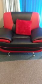 2 seater couch 1 chair