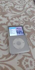 iPod Classic 120gb silver