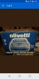 Brand new Olivetti Ink Jet Fax Machine