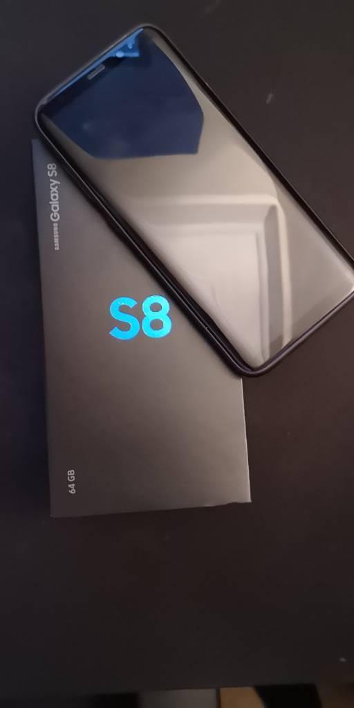 Samsung s8 brand new unlocked unused