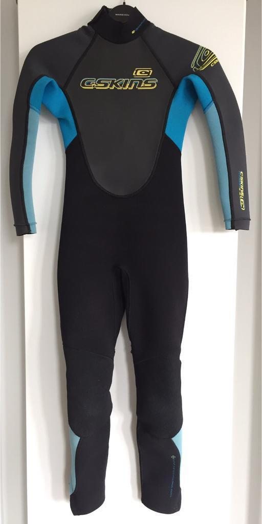362c8f0dc9 C-Skins Junior Element full length wetsuit size MS