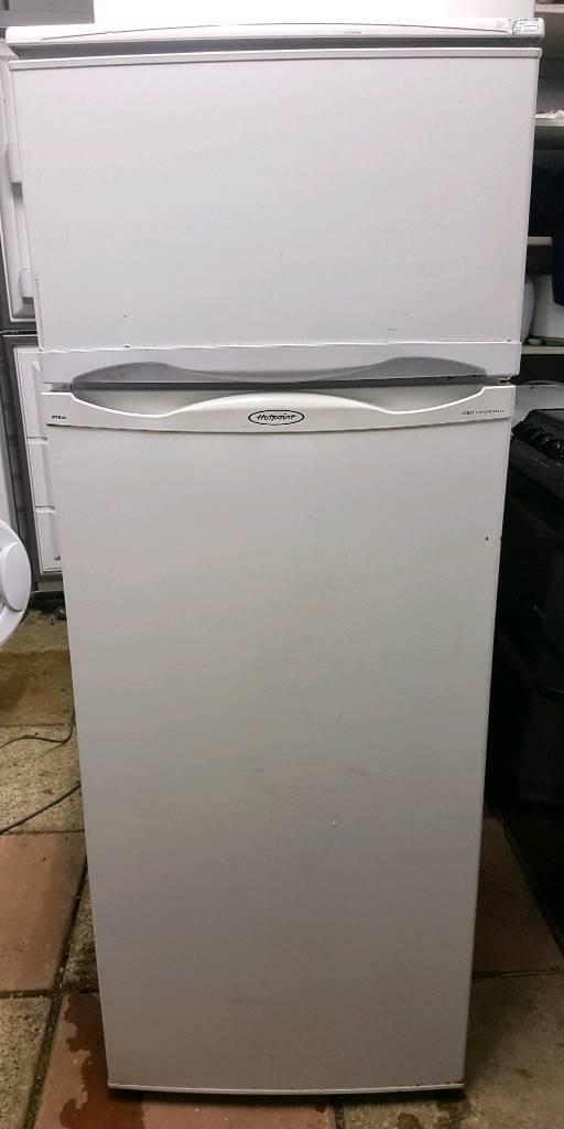 Medium fridge freezer delivered today