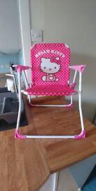 Hello kitty chair