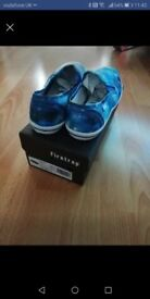 Brand new in box with labels Firetrap ladies/girls shoes size uk 5+6