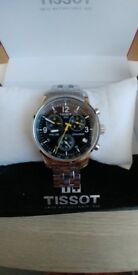Tissot cronograph watch