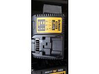 Dewalt 18v XR battery charger