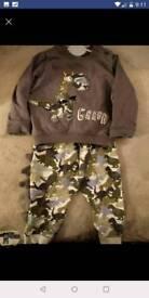 Baby boys clothes 3-6m