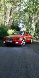 Mercedes C class C250TD