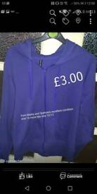 Purple Marks and Spencers Jacket