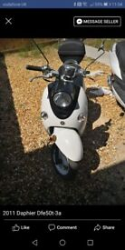 49cc dafier scooter