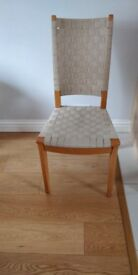 4 CHAIRS FOR DINING TABLE