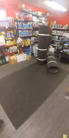 Van carpet / tent bottom