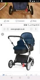 Mother care roam pram/pushchair