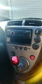 Honda Civic Sport 1.6lt in Red