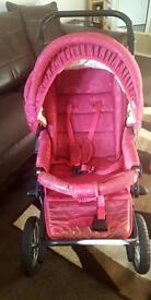 Weight push chair for above 6 months