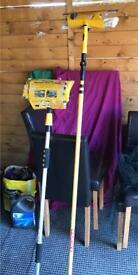 Rolson Heavy Duty Water Fed Brush & Mop/Cleaner