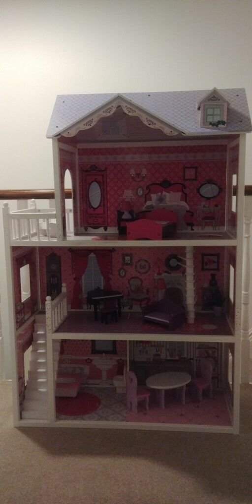 A Big Doll House 10 Pieces Of Furniture In Bournemouth Dorset