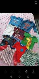 Baby boy clothes 3-6months